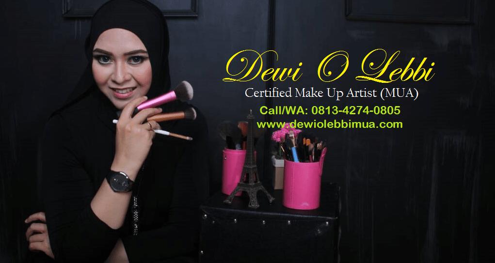 Dewi O Lebbi MUA Makassar